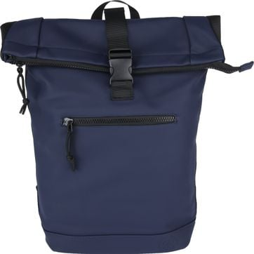 Suitable Courier Backpack Dark Blue