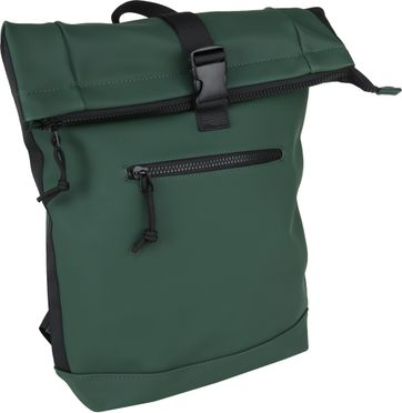 Suitable Courier Rucksack Dunkelgrün