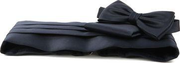 Suitable Cumberband Set Dark Blue