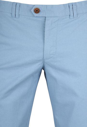 Suitable Dante Chino Dessin Light Blue