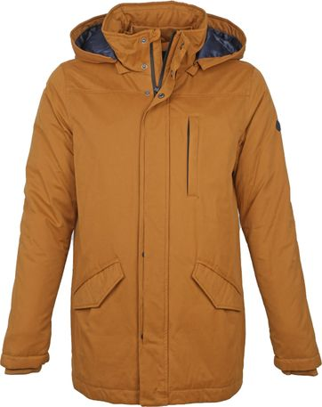 Suitable Dennis Jacke Gelb