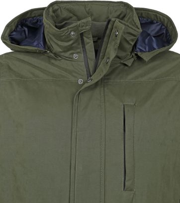 Suitable Dennis Jacke Olivgrün
