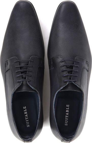 Suitable Dress Shoes Derby Black