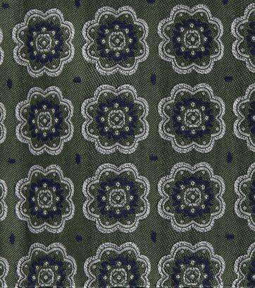 Suitable Einstecktuch Dunkelgrün F01-11