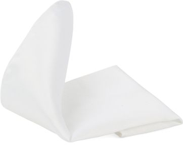 Suitable Einstecktuch Weiß