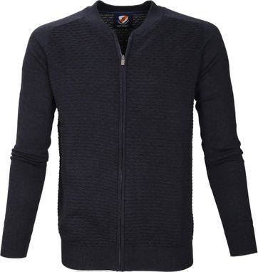 Suitable Freddy Cardigan Navy