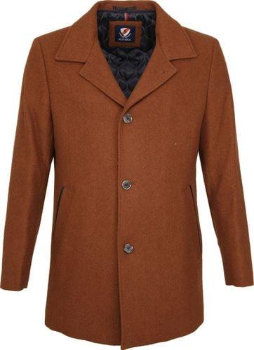 Suitable Geke Coat Caramel