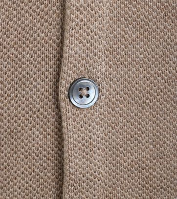 Detail Suitable Gilet Beige