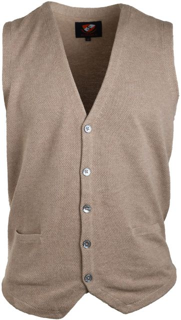 Suitable Gilet Beige