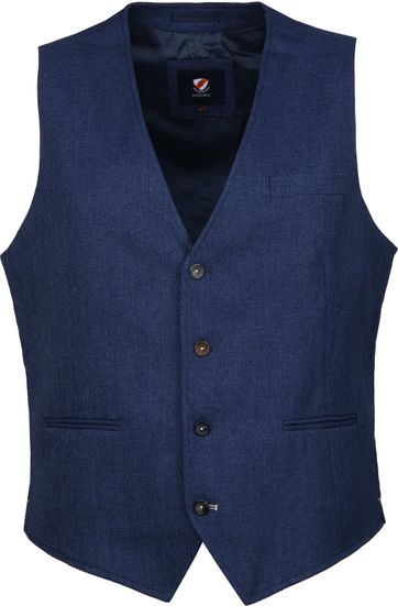 Suitable Gilet Kris Navy