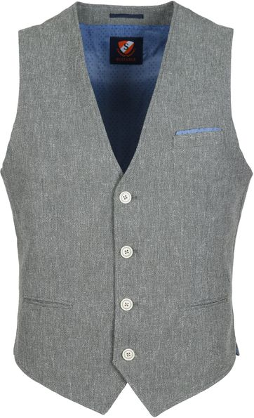 Suitable Gilet Opio Groen