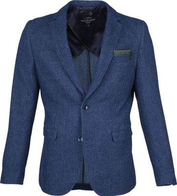 Suitable GO Blue Blazer Blau