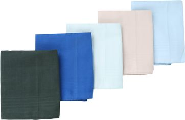 Suitable Hanky Handkerchief Multicolour