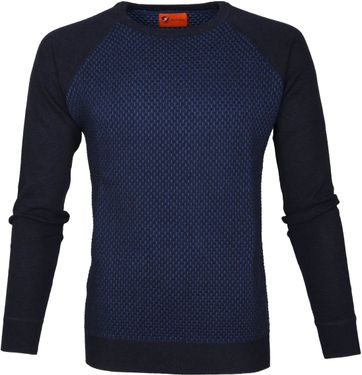 Suitable Harry Pullover Navy