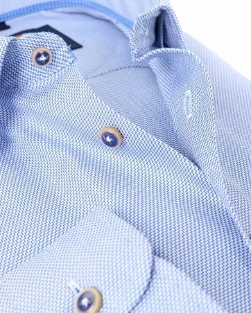 Detail Suitable Hemd Blue Steps