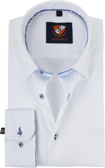 Suitable Hemd HBD Weiß