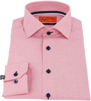 Suitable Hemd Panama Rot