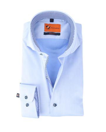 Suitable Hemd SL7 Blau 140-2