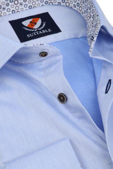 Suitable Hemd TF Lichtblauw