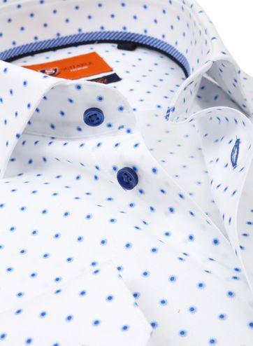Suitable Hemd Weiß D82-03