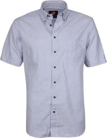 Suitable Hemd Wolf Streifen