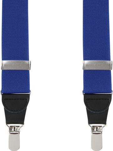 Suitable Hosenträger Blau