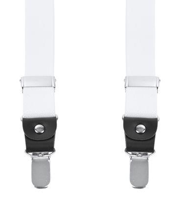 Suitable Hosenträger Weiß