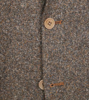 Detail Suitable Jacke Chur Braun
