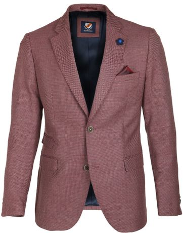 Suitable Jacke Davos Bordeaux