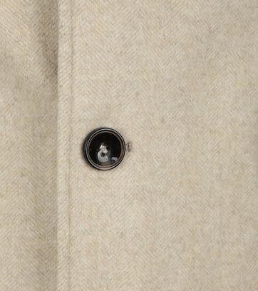 Suitable Jacke K150 Herringbone Beige