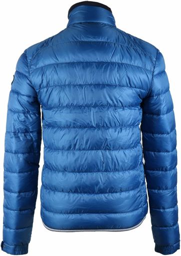 Suitable Jacke Mulsanne Blau