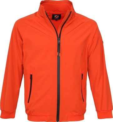 Suitable Jacke Rich Orange