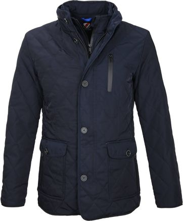 Suitable Jacke Seb Dunkelblau