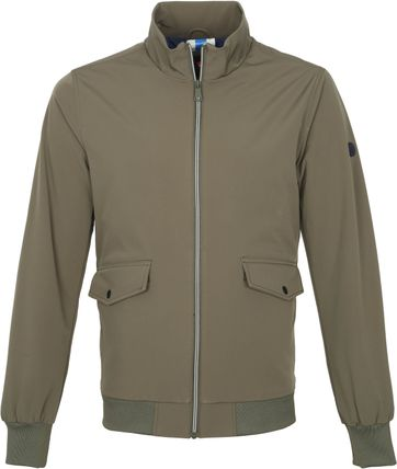 Suitable Jacket Arnold Olive Green