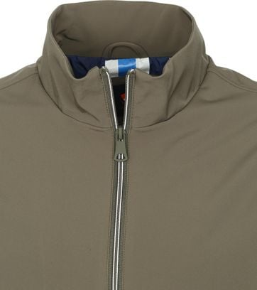 Suitable Jacket Arnold Olive Green