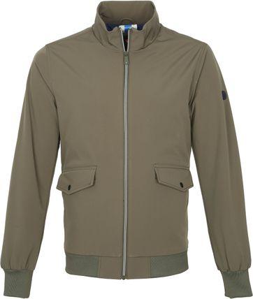 Suitable Jacket Arnold Olivgrun