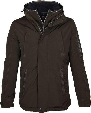 Suitable Jacket Ben Moss Green