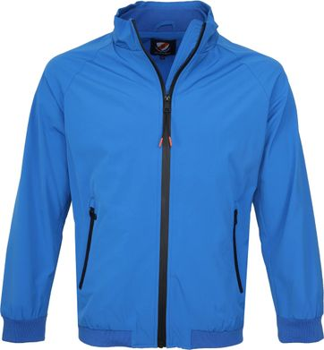Suitable Jacket Rich Cobalt