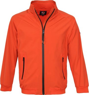 Suitable Jacket Rich Orange