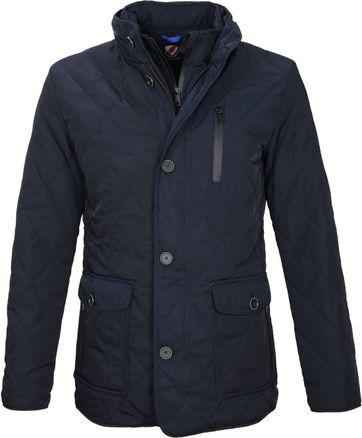 Suitable Jacket Seb Navy