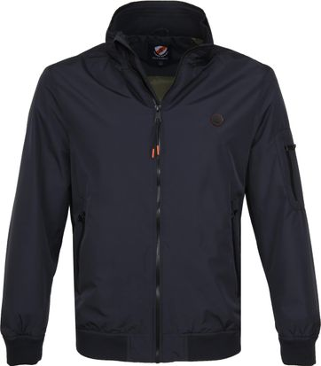Suitable Jacket Sjors Navy