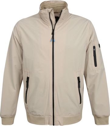 Suitable Jacket Sven Light Brown