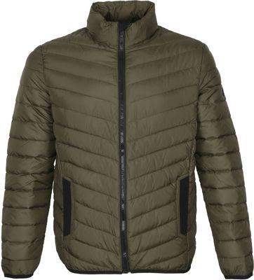 Suitable Jacket Toni Dark Green