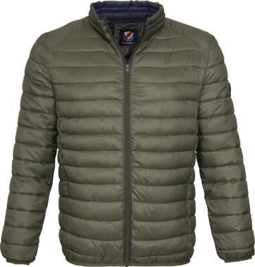 Suitable Jaff Jacket Army