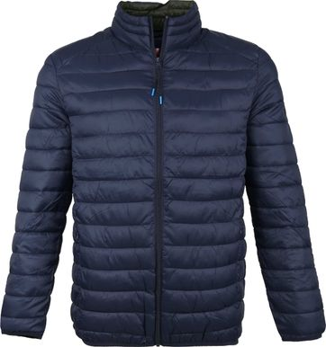 Suitable Jaff Summer Jacket Navy