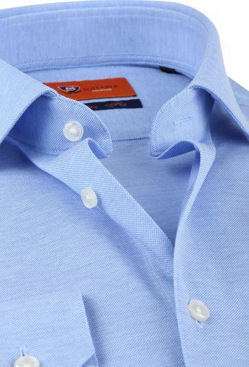 Suitable Jersey Hemd Lichtblauw
