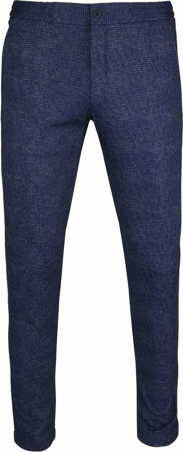 Suitable Jog Pantalon Donkerblauw