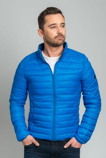 Suitable Jon PCK Jacke Blau