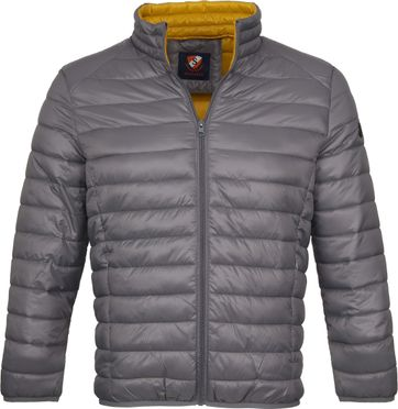 Suitable Jon PCK Jacket Grey