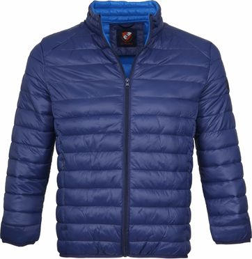 Suitable Jon PCK Jacket Navy